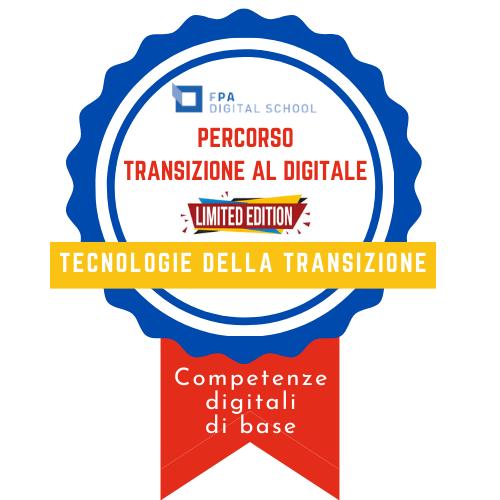 Competenze digitali di base | Conoscere le tecnologie emergenti per la trasformazione digitale
