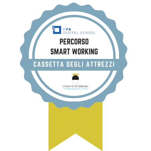 Smart Working | Lezioni di Smart Working: una cassetta degli attrezzi