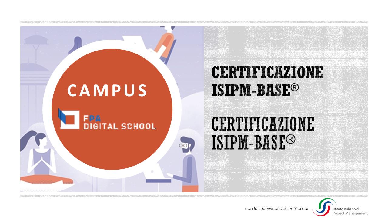 Esame - Certificazione ISIPM-Base®