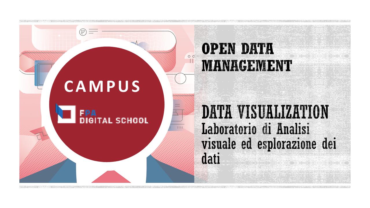 Modulo 6 | Laboratorio di Analisi visuale ed esplorazione dei dati