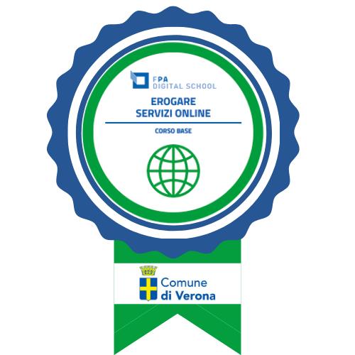 Erogare servizi online | Livello Base