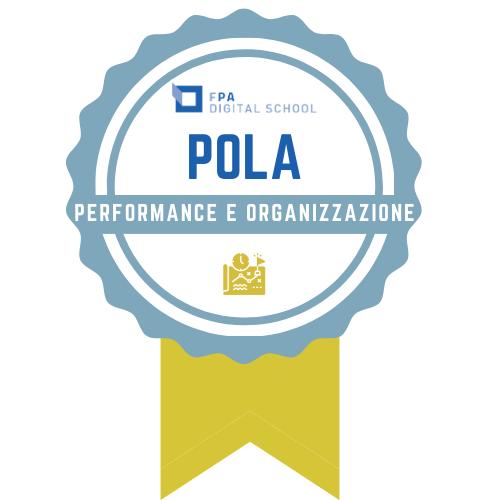 POLA   Performance e organizzazione