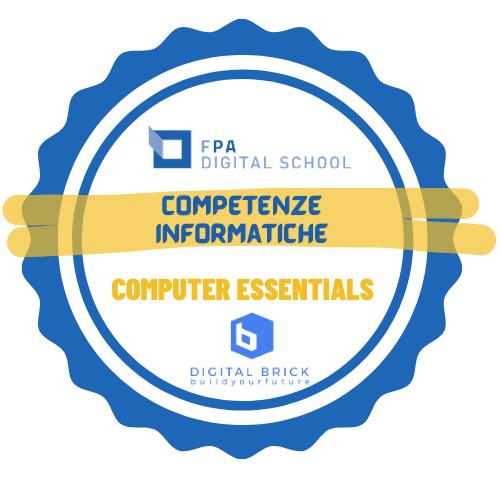 Computer Essentials | Utilizzo del computer e dei dispositivi digitali