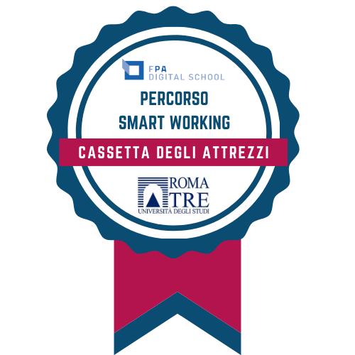 Smart Working   Lezioni di Smart Working: una cassetta degli attrezzi