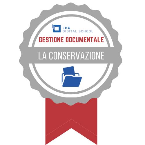Gestione Documentale - Conservazione degli archivi digitali