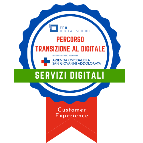 Servizi Digitali |  Customer Experience: strategie, metodologie e approcci