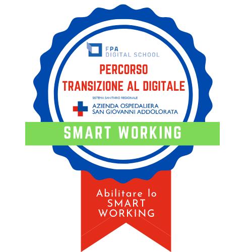 Smart Working | Contesto e leve progettuali per il cambiamento organizzativo delle PA