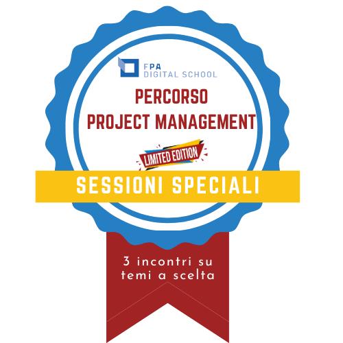 Sessioni speciali | Strumenti e tecniche di project management