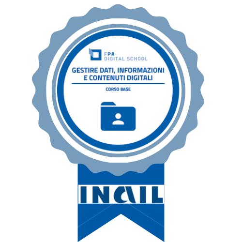 Gestire dati, informazioni e contenuti digitali | Livello Base